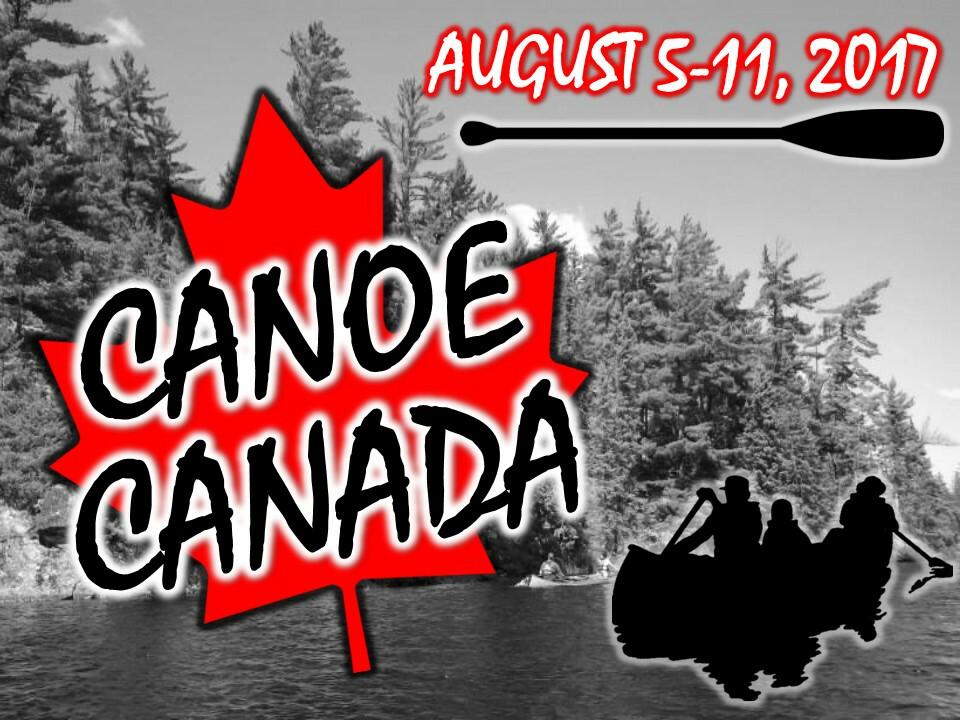 Canoe Canada '17